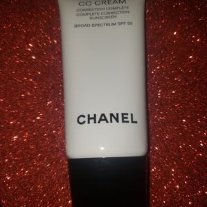 Authentic Chanel CC cream broad spectrum spf50